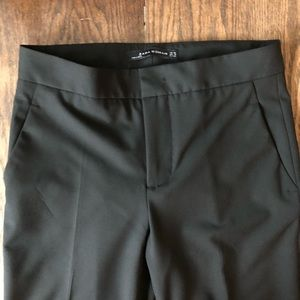 Zara Pants - NWOT Zara black dress pant